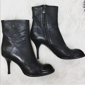 Chanel Ankle Boot